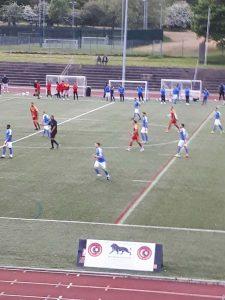 GS FC, kupada finalist: 5-3