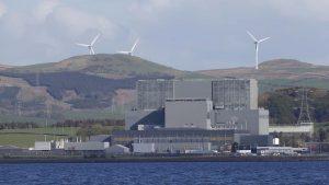 İskoçya'da nükleer santralde çatlak