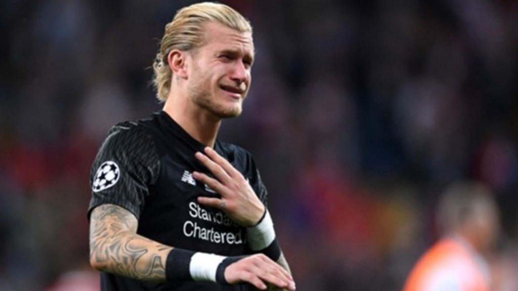Liverpool kalecisi Karius, ölüm tehditleri alıyor!