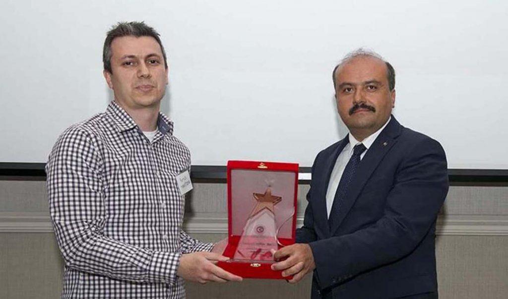 Türk şirketine Kraliçe ödülü