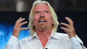 Richard Branson astronotluk eğitimi alıyor