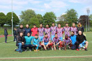 Trabzonspor finalde: 6-0