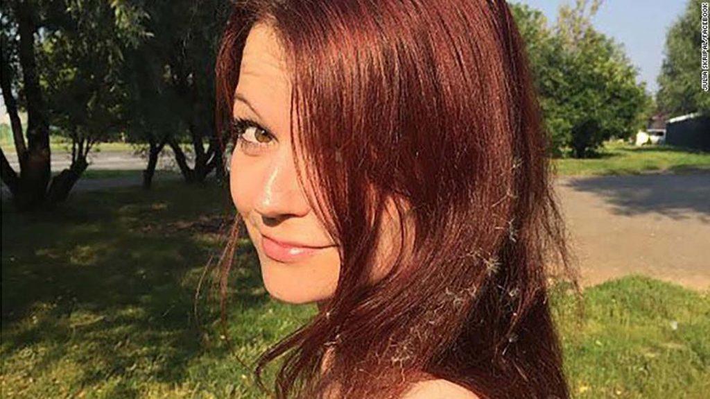 Babası zehirlenen Yulia Skripal: Ülkeme geri dönmeyi umuyorum