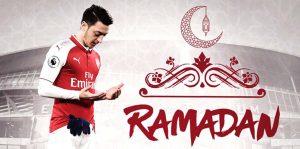 Arsenal'den Ramazan kutlaması!