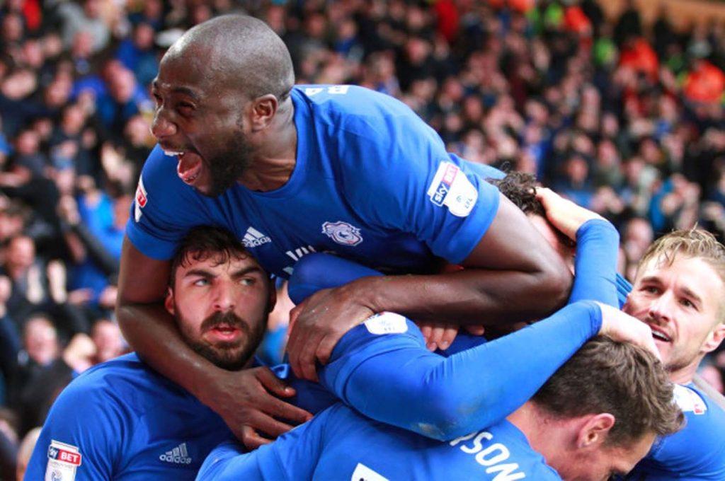 Cardiff City, Premier Lig'e yükseldi