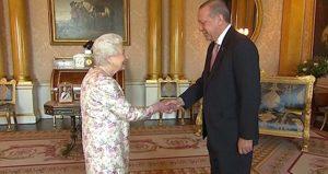 Erdoğan, Kraliçe 2. Elizabeth'i anlattı
