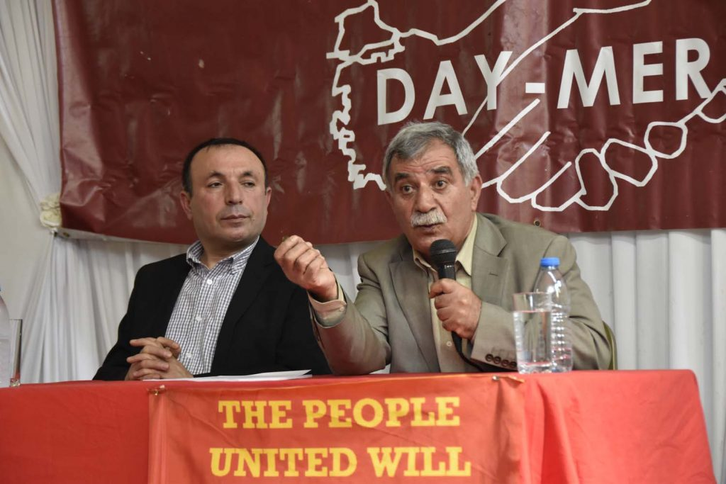 """""""How did we come from Khorasan? The Alevi path"""""""