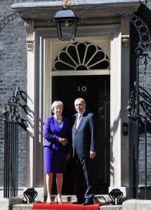 Erdoğan's London visit