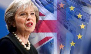 Single market crisis for Theresa May