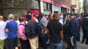 London cabs drivers rush to reinsure