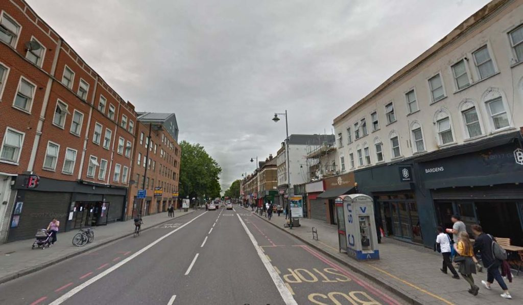 Four Turkish-Speaking men charge for Dalston 'acid attack'