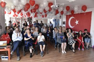 CHP UK celebrates 19 May youth and sports day