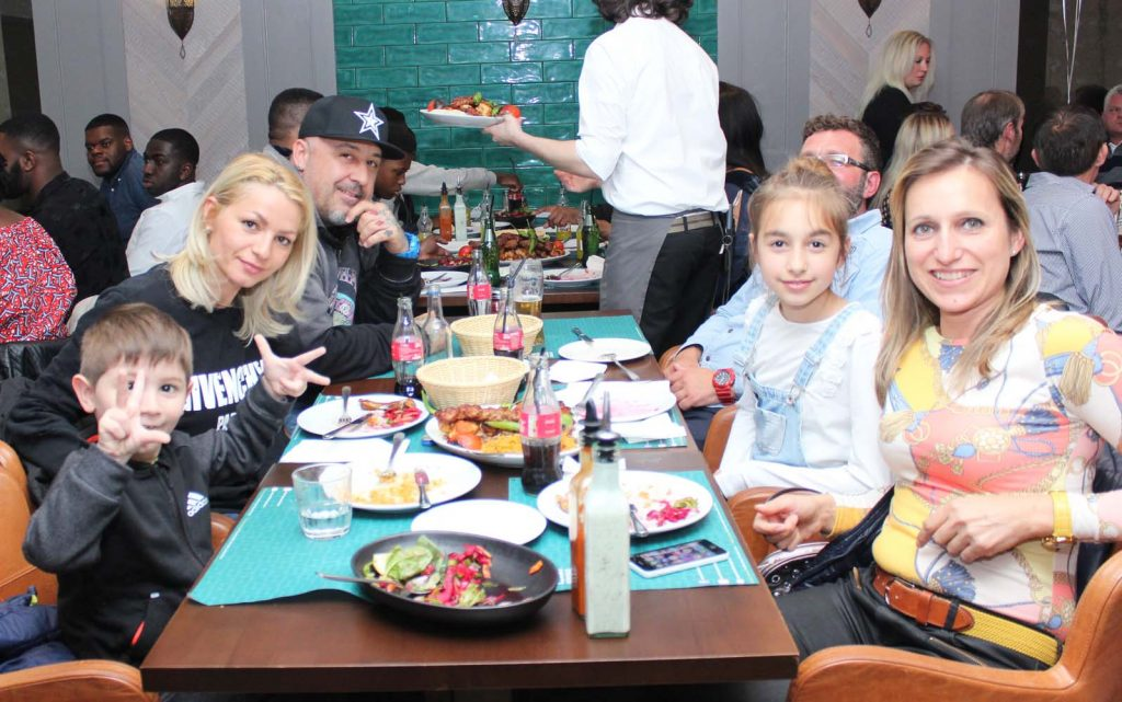 Anadolu mutfağının incisi Gökyüzü Restaurant