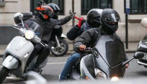 Islington and Camden amongst worst areas for moped crimes
