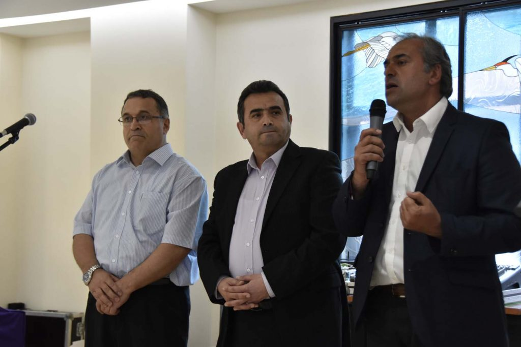 8th Alevi Festival started with a reception
