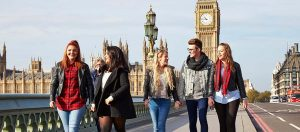 London ranks first for students