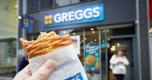 Low demand in Greggs sales