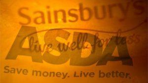 Asda and Sainsbury's announced to merge