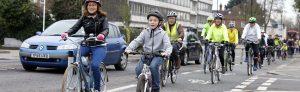 Enfield cycle scheme has begun