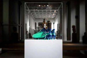 Salah'ın ayakkabıları müzede sergilenecek