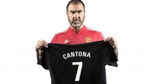 Cantona, Old Trafford'a geri dönüyor