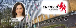 Enfield tarihinin ilk kadın ve Türkçe konuşan lideri: Nesil Çalışkan
