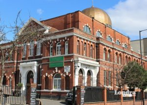 New Muslim burial grounds with Shacklewell Lane Mosque