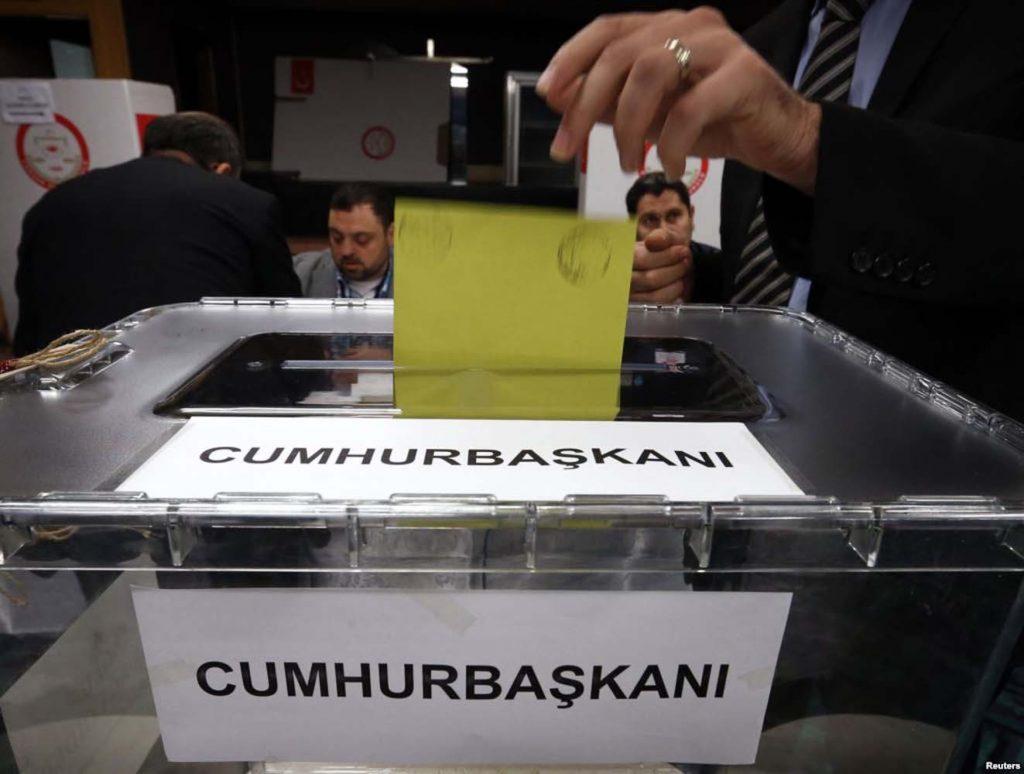 Başkonsolusluktan erken seçim açıklaması