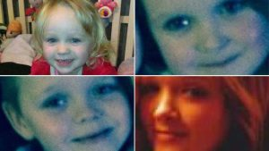 Four sleeping children 'murdered in arson attack triggered by feud'