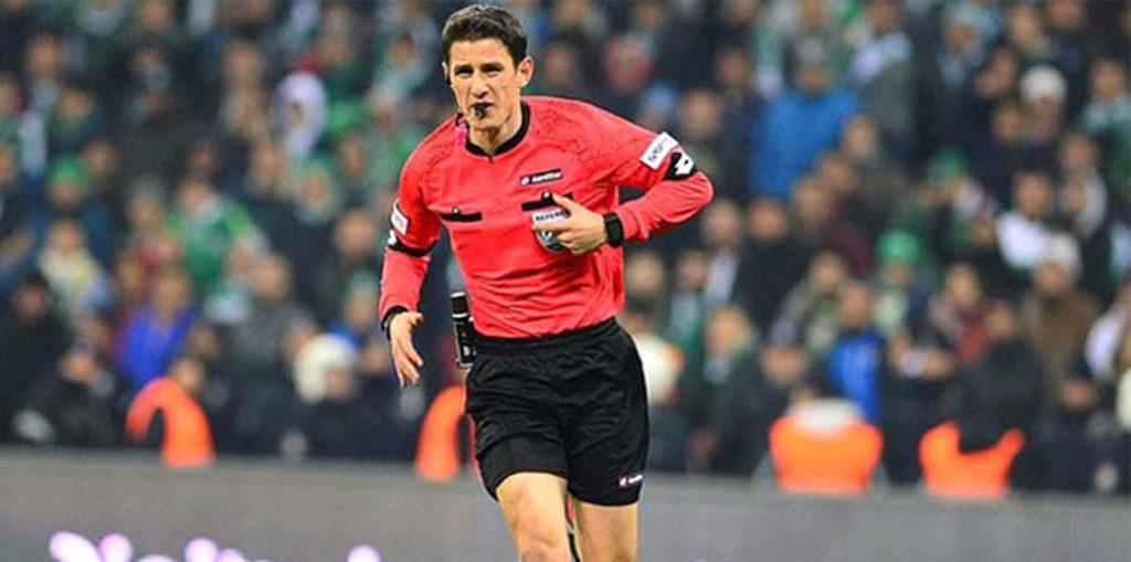 UEFA U17 Avrupa Şampiyonası finali Halil Umut Meler'in