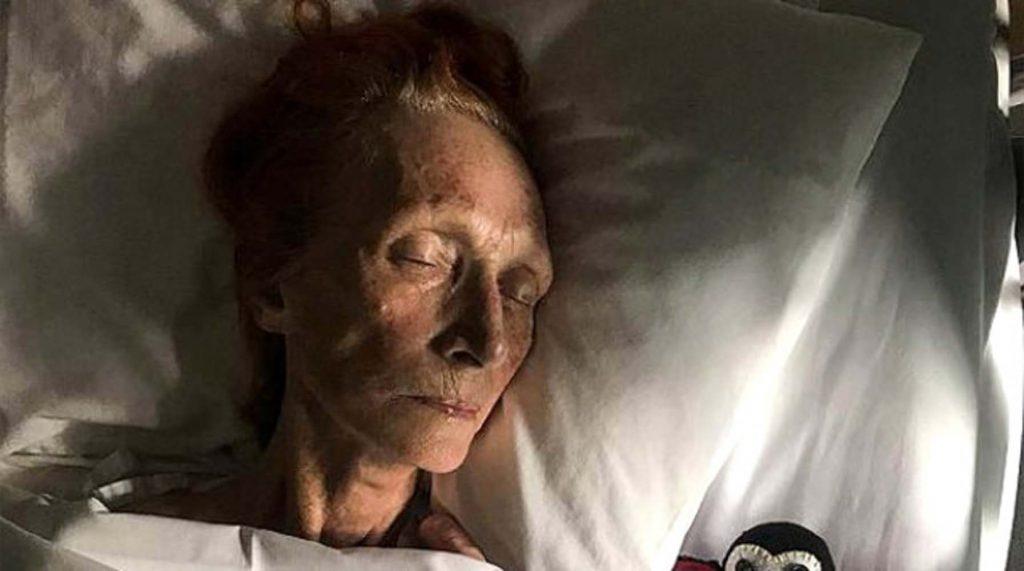 Oyuncu Cornelia Frances vefat etti