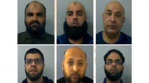 Oxford grooming gang: Six members jailed