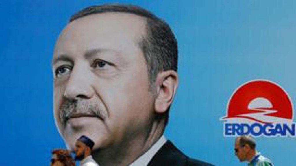Mahallenin kabadayısı Erdoğan hem Türkiye hem de dünya için tehdit