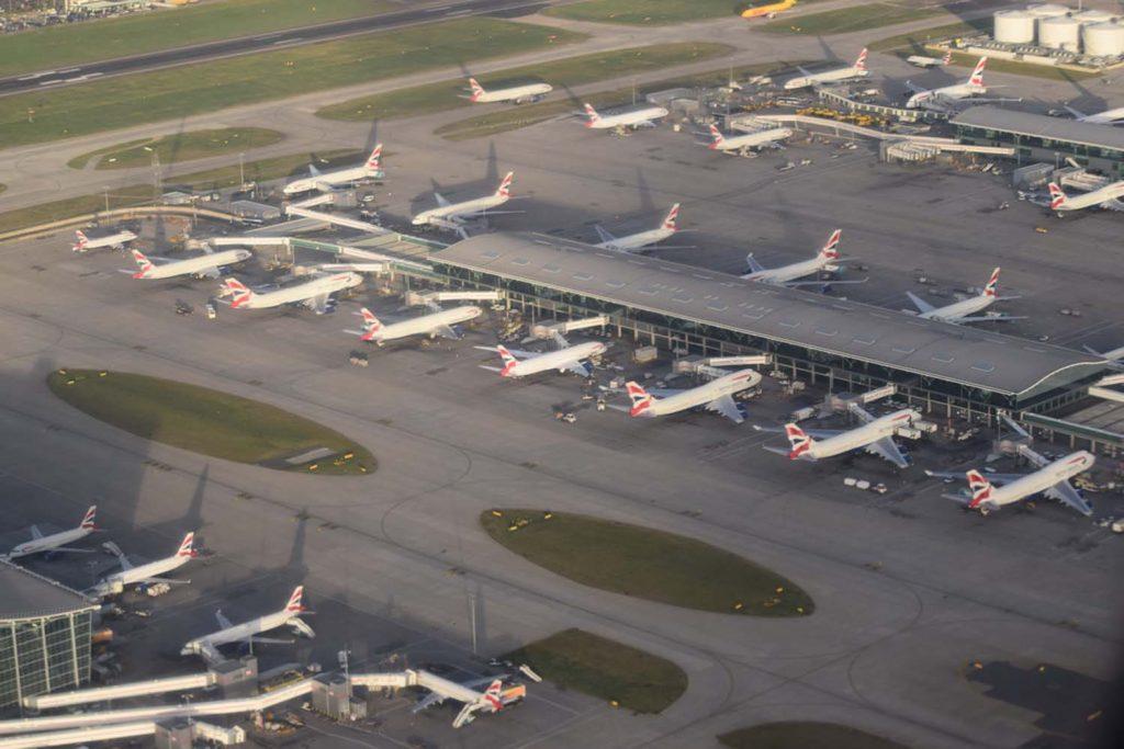 Heathrow'a üçüncü pist inşası için parlamentodan onay