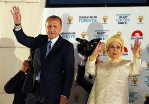 Erdoğan'ın zaferi İngiliz basınında