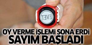 CHP'ye göre Erdoğan'ın oyu 46.58