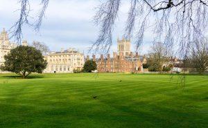 Cambridge dördüncü