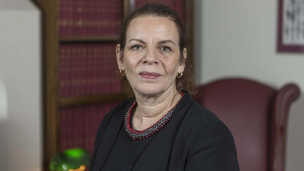 Baroness Meral Ece questions private burial grounds