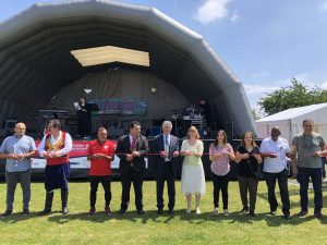 Thousands attend Turkish Cypriot Culture and Art festival