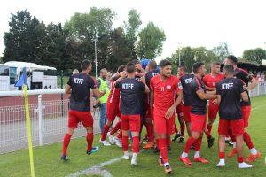 KKTC Milli Takımı finalde