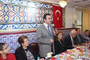 Kıbrıslı Türkler Diyanet iftarında buluştu