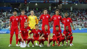 İngiltere, Panama ile oynuyor