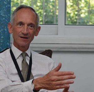 Mathew Kidd Kıbrıs sorununa ilişkin görüşlerini aktardı