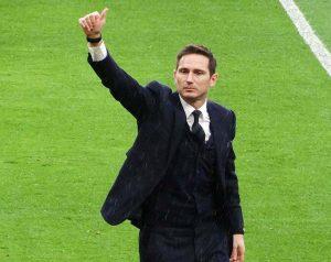 Lampard, Derby County'nin başında