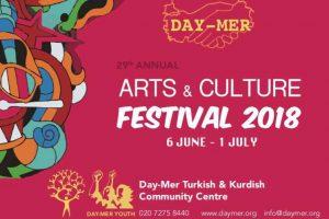 29. Day-Mer Kültür ve Sanat Festivali bu akşam başlıyor
