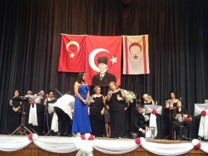 Vatan Kültürel Korosu'ndan muhteşem konser