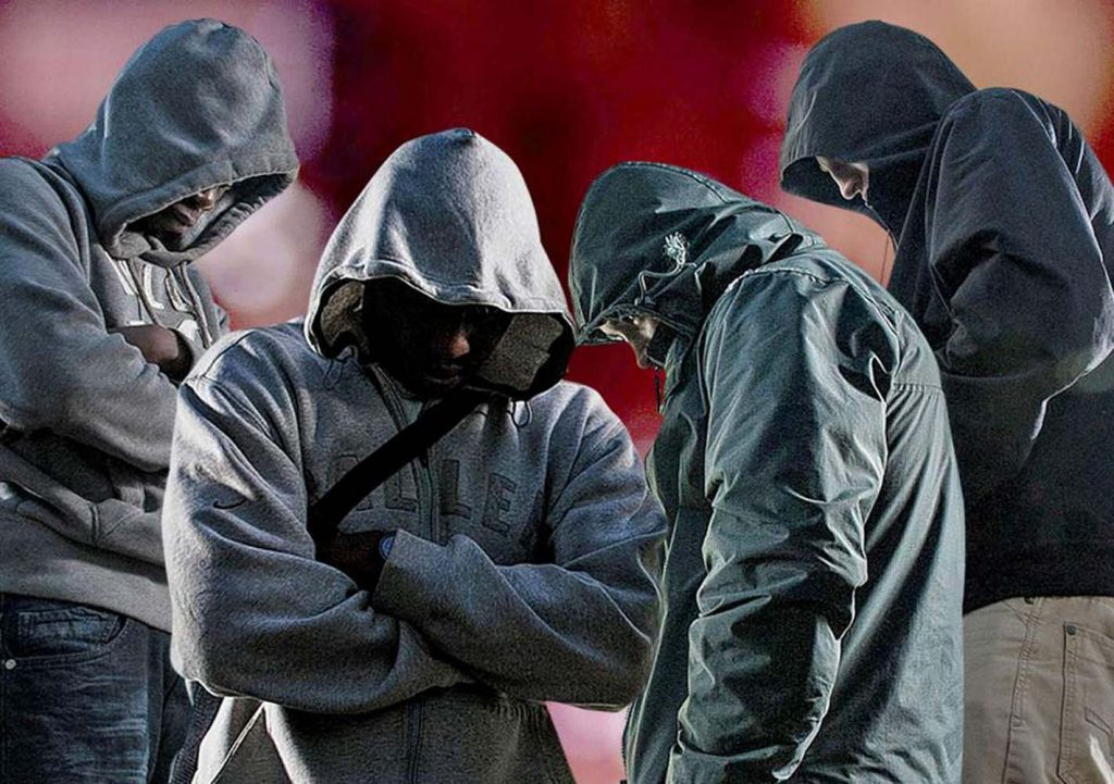 London gangs profiting from drugs