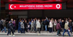Turkish citizens living in the UK will vote for the elections in Turkey this weekend