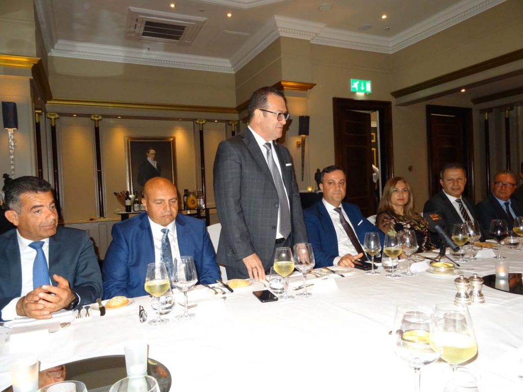 Support for direct charter flights to North Cyprus