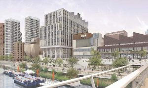 New plans for Olympic park released